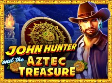 john hunter aztec treasure