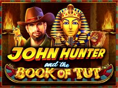john hunter book of tut