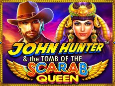 john hunter scarab queen